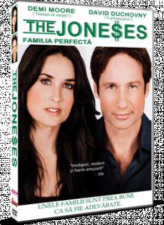 Familia perfecta / The Joneses - DVD