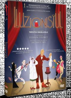 Iluzionistul / The Illusionist - DVD