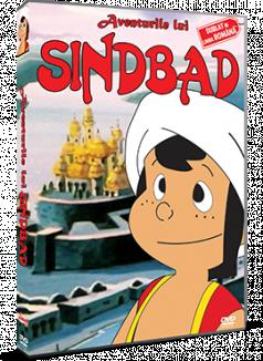 Aventurile lui Sindbad - DVD