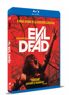 Cartea Mortilor / Evil Dead - BD