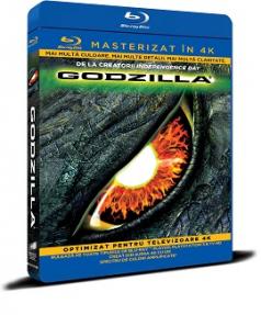 Godzilla BD