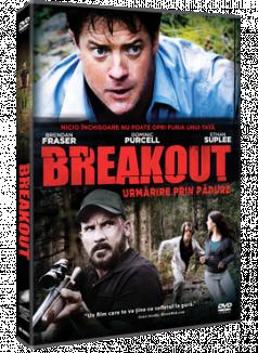 Urmarire prin padure / Breakout - DVD