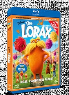 Lorax - Protectorul Padurii / The Lorax - BD