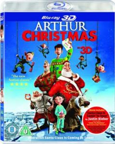 Marea cursa de Craciun / Arthur Christmas - BD 2D/3D