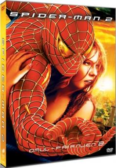 Omul-Paianjen 2 / Spider-Man 2 - DVD