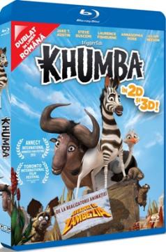 Khumba - BD 3D si 2D
