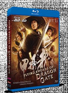 Poarta Dragonului: Orasul Pierdut / Flying Swords of Dragon Gate BD 3D+2D