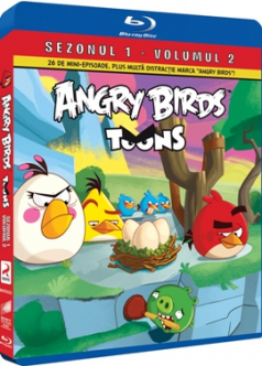 Angry Birds Toons Sezonul 1 Volumul 2 - BD