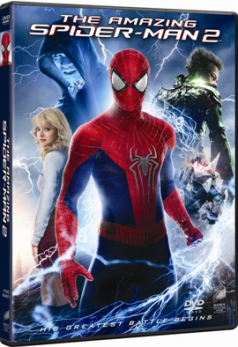 Uimitorul Om-Paianjen 2 / The Amazing Spider-Man 2 - DVD
