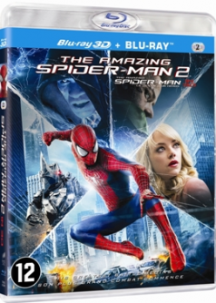 Uimitorul Om-Paianjen 2 / The Amazing Spider-Man 2 BD 3D+2D