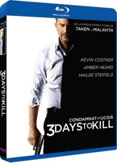 Condamnat sa ucida / 3 Days to Kill - BD