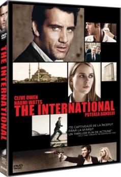 The International: Puterea banului / The International - DVD