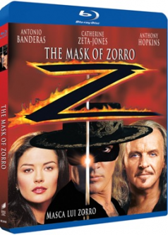 Masca lui Zorro / The Mask of Zorro - BD