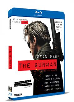 Gunman: Pe viata si pe moarte / The Gunman - BD