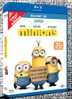 Minionii / Minions - BD
