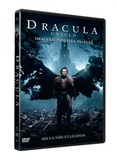 Dracula: Povestea nespusa / Dracula Untold - DVD
