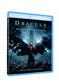 Dracula: Povestea nespusa / Dracula Untold - BD