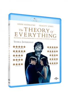 Teoria Intregului / The Theory of Everything - BD