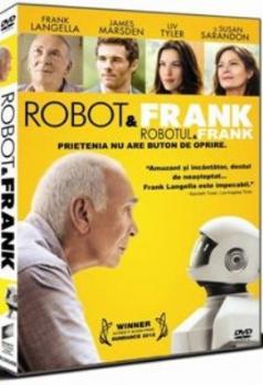 Robotul si Frank / Robot & Frank - DVD