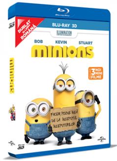 Minionii / Minions - BD 3D
