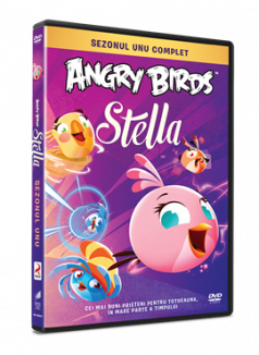 Angry Birds: Stella - Sezonul 1 complet - DVD
