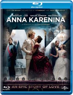 Anna Karenina BD