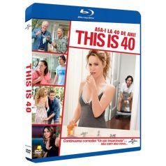 Asa-i la 40 de ani! / This is 40 - BD