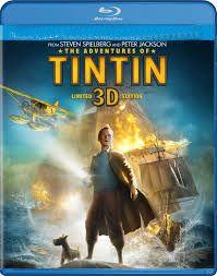 Aventurile lui Tintin: Secretul Licornului / The Adventures of Tintin - BD 3D