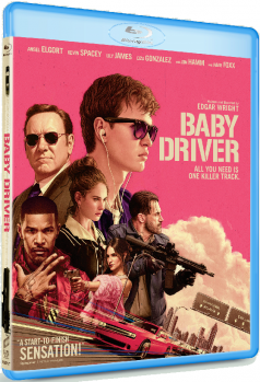 Baby Driver - BD