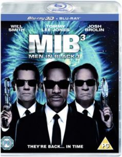 Barbati in Negru 3 - 3D / Men In Black 3 - BD 3D + 2D