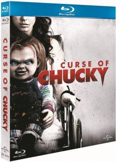 Blestemul lui Chucky / Curse of Chucky - BD