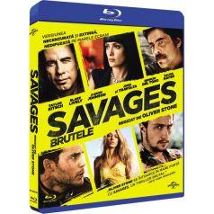Brutele / Savages - BD