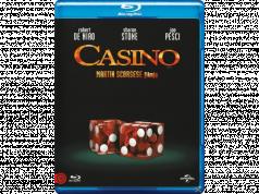 Casino  (coperta in maghiara, subtitrare in romana) - BD