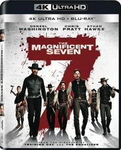 Cei Sapte Magnifici / The Magnificent Seven - BD 2 discuri (4K Ultra HD + Blu-ray)