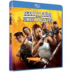 Cum scapam de zombi, frate? / Scouts Guide to Zombie Apocalypse - BD