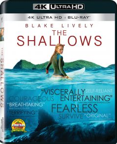 Din adancuri / The Shallows - BD 2 discuri (4K Ultra HD + Blu-ray)