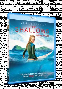 Din adancuri / The Shallows - BD