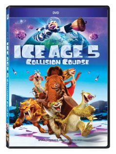Epoca de Gheata 5: Ploaie de meteoriti / Ice Age 5: Collision Course - DVD