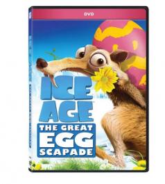Epoca de Gheata: Goana dupa oua / Ice Age: The Great Egg-Scapade - DVD