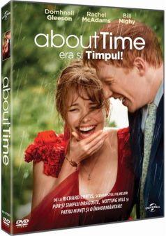 Era si timpul! / About Time - DVD