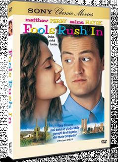 Graba strica treaba / Fools Rush In - DVD