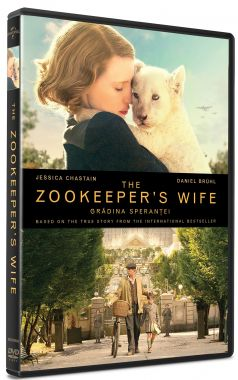 Gradina Sperantei / The Zookeeper's Wife - DVD
