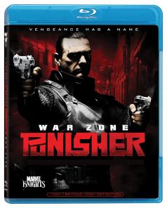 Justitiarul: Zona de razboi / Punisher: War Zone BD