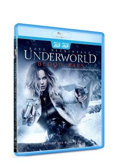 Lumea de dincolo: Razboaie sangeroase / Underworld: Blood Wars  - BD 2D + 3D