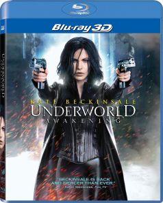 Lumea de dincolo: Trezirea la viata / Underworld: Awakening - BD 3D
