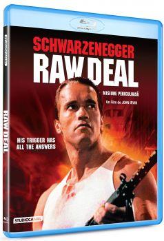 Misiune periculoasa / Raw Deal - BD