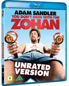 Nu te pune cu Zohan / You Don't Mess with the Zohan - BD