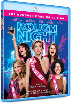 O noapte nebuna, nebuna / Rough Night - BD