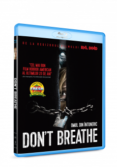 Omul din Intuneric /  Don't Breathe - BD