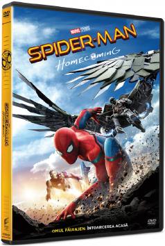 Omul-Paianjen: Intoarcerea acasa / Spider-Man: Homecoming - DVD